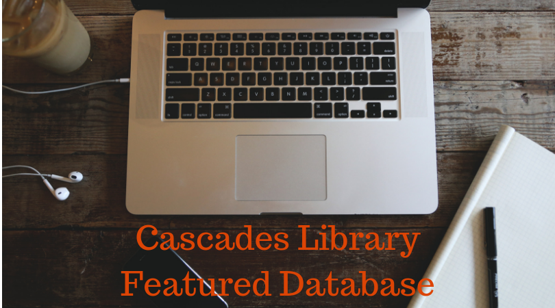 Cascades Library Featured Database